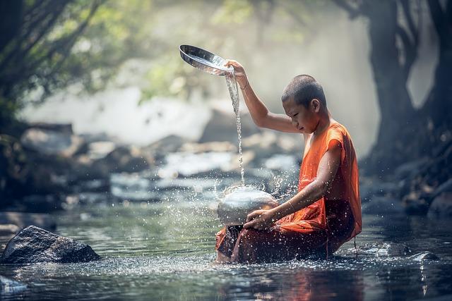 Seelenrückholung Mönch